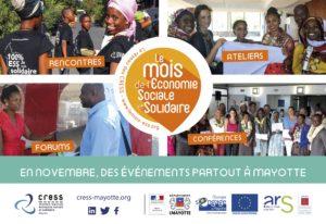 Lancement de la 2ème édition du Mois de l'ESS à Mayotte