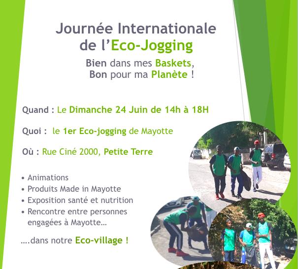 24 Juin – Journée internationale de l'Écojogging à Petite Terre