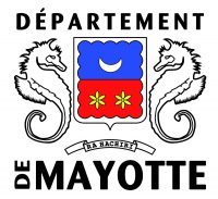 Logo du conseil départementale de Mayotte