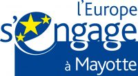Logo l'Europe s'engage à Mayotte