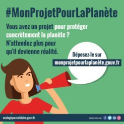Jusqu'au 12 mai – «Mon projet pour la planète» 1 seul mahorais en lice. Votez !