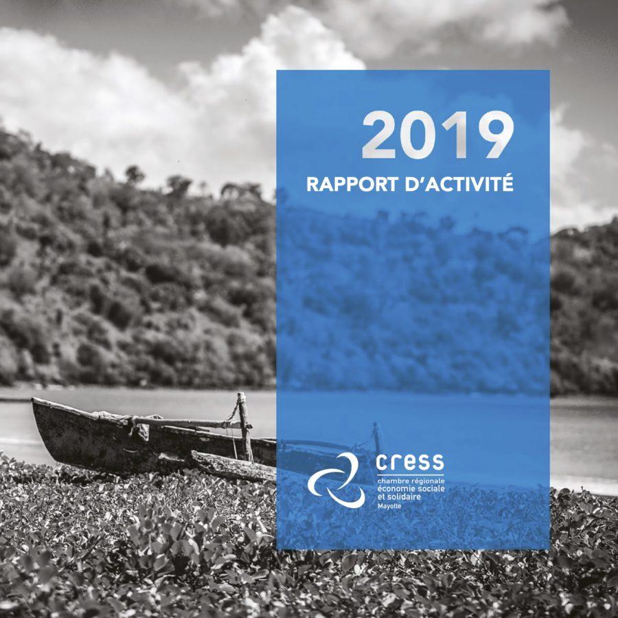 Télécharger le rapport d'activité 2019 de la CRESS de Mayotte