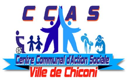 Logo du CCAS de Chiconi