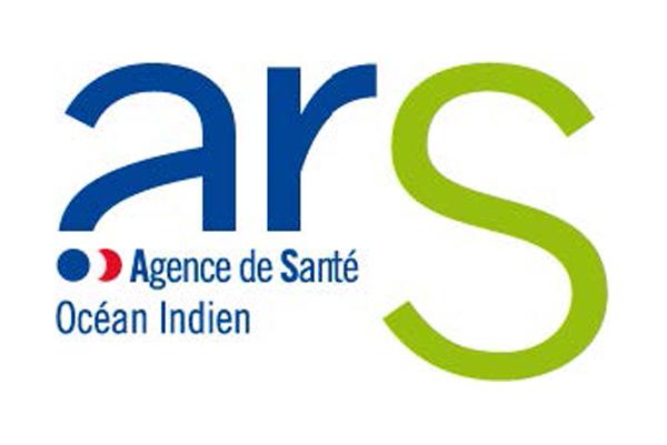 Logo de l'ARS Océan Indien