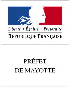 Logo de la Préfecture de Mayotte